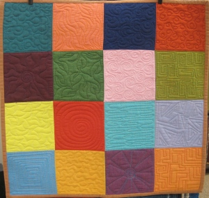 Artful Machine Quilting