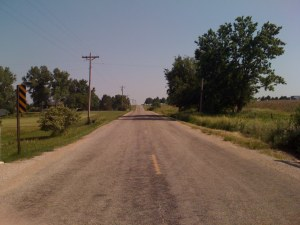 When I think about roads, I often Landon Road, which is the road I grew up on.