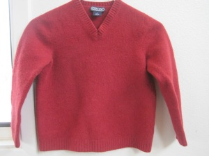 This is a beauty. I love 100% Lambswool. It is the perfect weight and softness for making sweaters.