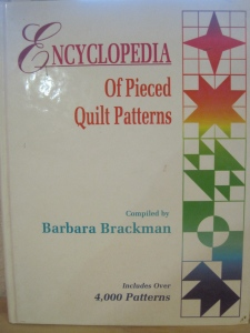 You can also get a computer version of this book that allows you to build quilts with any of the blocks int he book.