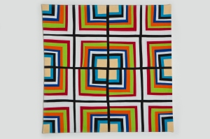 This one is called Day. If you want to see more of these quilts you can on my website.