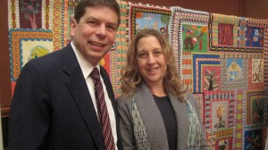Senator Begich and me. Can you believe it?