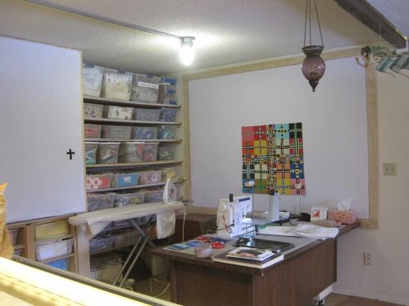 Final look at new studio