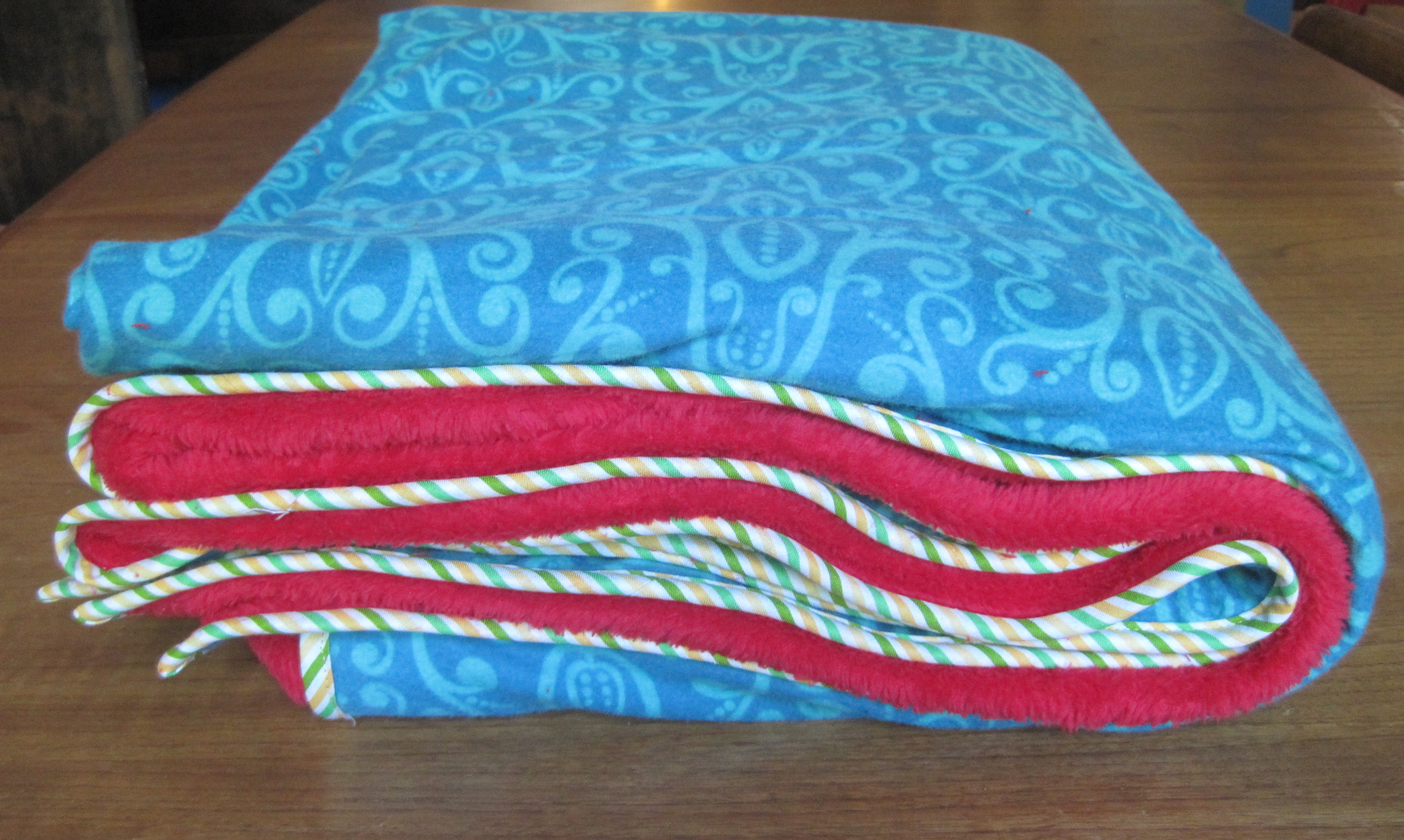 fleece flannel blankets | maria shell
