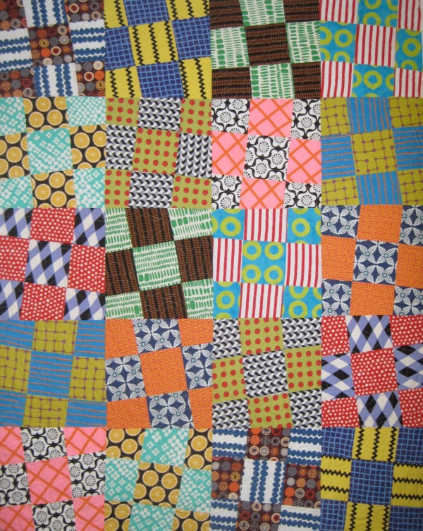 Kitchen Sink Quilts Maria Shell