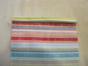 Fold Fabric Under