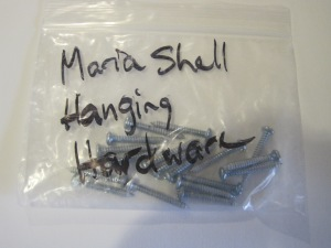 Hanging Screws