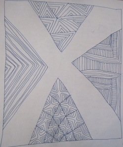 Maria Shell Sketch Book 2013