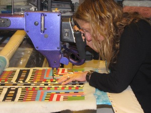 Maria Shell Quilting 2011