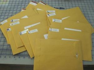 Patterns in Envelops
