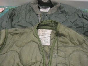 MC Shell Jacket Liners