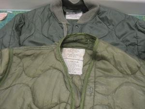 MC Shell Jacket Liners