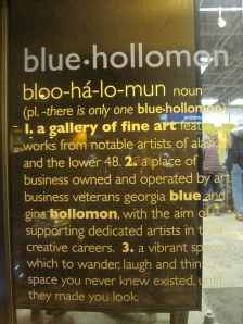Blue Hollomon Gallery
