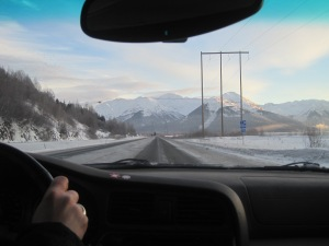 Road to Girdwood by MC Shell