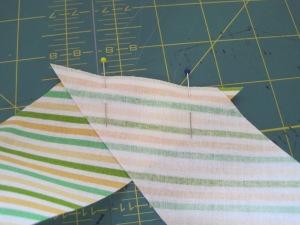 MC Shell Twirly Striped Binding