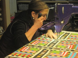 Maria Shell Quilting Tribe