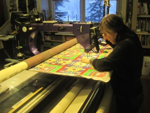 Maria Shell Quilting