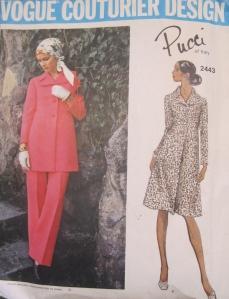 Vintage Pucci Pattern