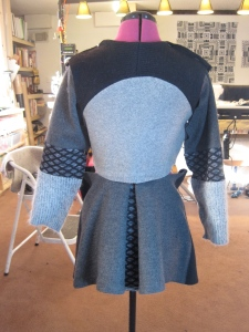 Maria Shell Wool Jacket