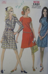 Pattern for Spring Frock