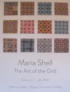 Maria Shell Quilt Show Announcement
