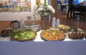 Maura's food