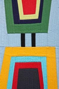 Musical Chairs 2012 29H x 28W Detail