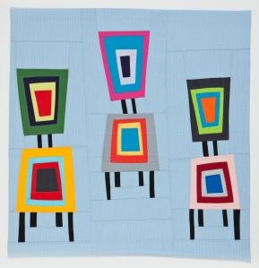 Musical Chairs 2012 29H x 28W