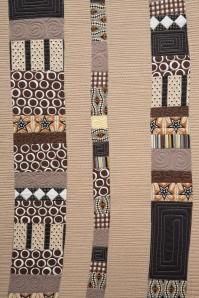 Modern Bar Quilt 2013