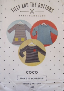 Coco by Tillie and the Buttons