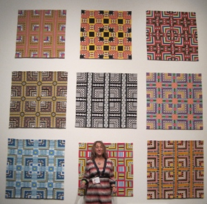 Maria Shell Color Grids