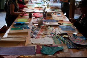 Maria Shell Building a Community Quilt Part I
