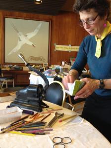Susan Joy Share at ASCA 2014