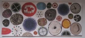 Maria Shell Pop Art Polka Dots