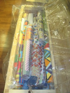 Maria Shell Quilt Storage System