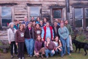 Wrangell Mountains Center Writing Workshop