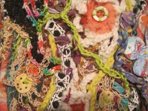 Christine Sauer fiber @ the Fitton