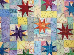 Maria Shell The Great Alaskan Quilt Out - The Other Ones
