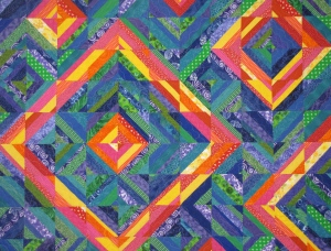Maria Shell Great Alaskan Quilt Out- The Other Ones