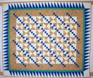 The Great Alaskan Quilt Out Maria Shell