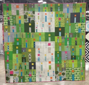 Maria Shell QuiltCon- Day ONE