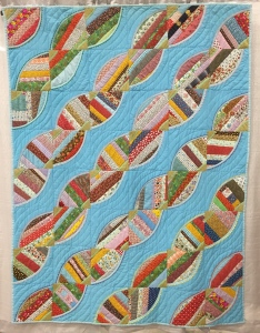 Snake Trails Cottons Unknown Maker c. 1975