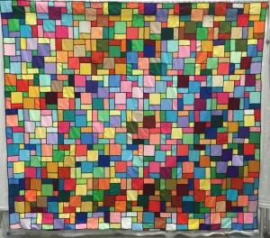 Tile Blocks Unkown Maker Louisiana c. 1970