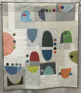 QuiltCon2015- Applique Part II