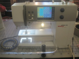 Sewing Machines--What a Girl Wants, What a Girl Needs