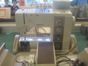 Maria Shell Sewing Machines--What a Girl Wants, What a Girl Needs