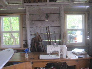 Maria Shell Sewing Studio- McCarthy Style