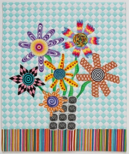Modern Broderie Perse by Maria Shell