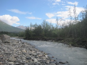 McCarthy Creek, McCarthy, Alaska
