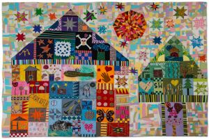 HOME by Maria Shell and the tenants of Moore Place Charlotte, North Carolina